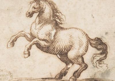Paper Horse